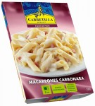 MACARRONES CARBONARA CARRETILLA