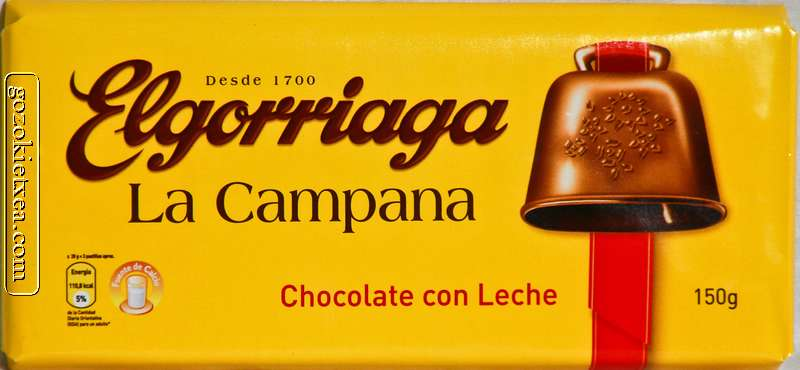 760003 TABLE LECHE GORRIAGA